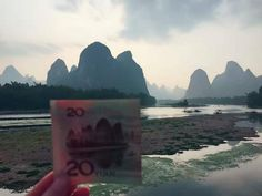The Lijiang River, Guilin in Guangxi. So beautiful ! Joy COMWELLMETAL   Comwell Metal Co.,Ltd. - Manager   领英