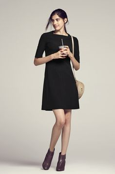 a90a6e4ab4 Black Work Dresses  9 Options for the Office and Beyond