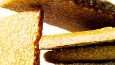 Sesame brittle (til ki gajak)