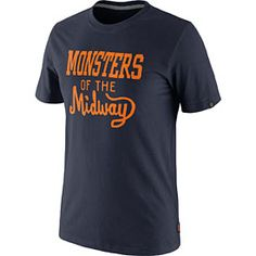 Get this Chicago Bears Instant Replay Tri-Blend T-Shirt at ChicagoTeamStore.com