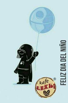 Feliz Día Del Niño !!! ... #AllYouNeedIsLove #FelizDíaDelNiño #DarthVader #StarWars #Puente #Desayunos #Breakfast #Yommy #ChaiLatte #Capuccino #Hotcakes #Molletes #Chilaquiles #Enchiladas #Omelette #Huevos #Malteadas #Ensaladas #Coffee #CDMX #Gourmet #Chapatas #Party #Crepas #Tizanas #SodaItaliana #SuspendedCoffees #CaféPendiente  Twiitter @KafeEbaki  Instagram kafe_ebaki www.facebook.com/KafeEbaki Pedidos…