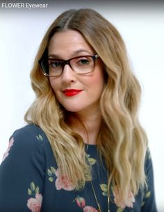 Check out super awesome products at Shire Fire! :-) OFF or more Sunglasses SALE! Cute Glasses, New Glasses, Girls With Glasses, Glasses Frames, Drew Barrymore Hair, Drew Barrymore Style, Womens Glasses, Hair Today, Eyewear