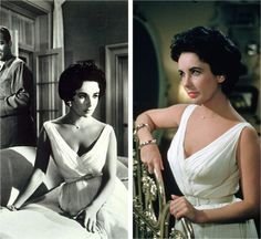 Elizabeth Taylor in Cat on a Hot Tin Roof