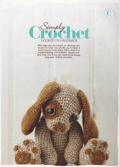 Simply Crochet Issue 22 2014 - 轻描淡写 - 轻描淡写