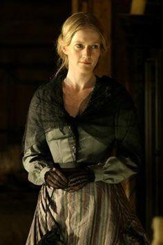 Paula Malcomson as Trixie on 'Deadwood'- Nurse
