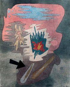 Paul Klee, Still Life, 1929
