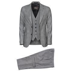 Love the 3 different fabric pattern... gives a classic look some edge!  http://www.oscarjacobson.com/media/Oscar-Jacobson_Egel-3-piece-a[1].Suit_black_19179889_310_front_normal.png