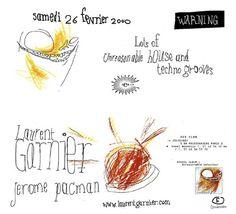 Laurent Garnier - A Bout De Souffle