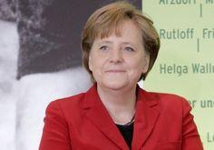 Angela Merkel Tops World's Most Powerful Women 2015