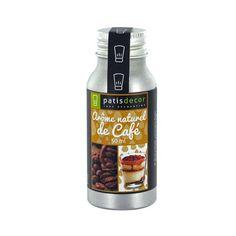 Arôme naturel Café Patisdécor 50 ml