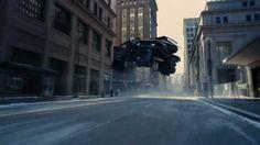 The Dark Knight Rises - Bomb Chase Scene (HD) IMAX