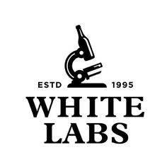 Simple. Beautiful. ///// White Labs Logo #logo #labs #branding #identity #inspiration