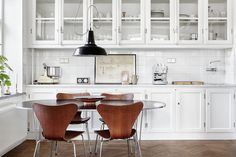 A 100 year old Southern Sweden house / give-away winner. Fantastic Frank.