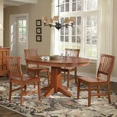 """Found it at Wayfair - Arts and Crafts  Dining Table Table Dimensions: 30"""" H x 42""""-58"""" W x 42"""" D"""