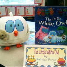 Little White Owl Pumpkin Decorating Contest, Pumpkin Contest, Pumpkin Ideas, Math Projects, Book Projects, School Projects, Book Character Pumpkins, Book Character Day, Halloween Pumpkins
