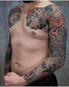Tattoo by Slavastarkov