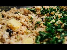 Cușcuș cu afine, curcan și cartofi dulci - YouTube Fried Rice, Fries, Ethnic Recipes, Youtube, Food, Essen, Meals, Nasi Goreng, Youtubers
