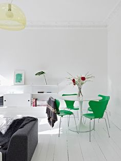 Inspiring Homes: Stadshem in Göteborg | Nordic Days