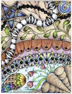 Example 2 for coloring packets by carolynboettner, via Flickr