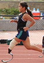 CAF Donations...Provide coaching and mentorship to individuals like Umida, who was left at an orphanage in Uzbekistan when she was eight-years-old, reach her athletic goals as an elite Paratriathlete and show others what is possible.