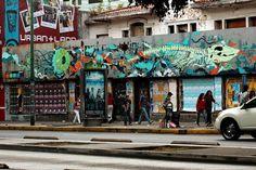 De las calles de México a las galerías del mundo.
