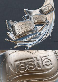 Nestle 2011/12 by Henrique Cassab, via Behance