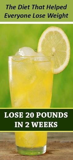 The Diet That Helped Everyone Lose Weight   20 Pounds Less In Just Two Weeks