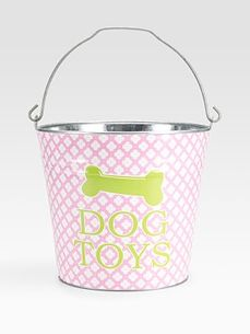 The Macbeth Collection Dog Toys Bucket Bellini Saks com by Saks Fifth Avenue on HavetoHave.com