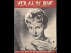 Petula Clark - Majorca (1955)