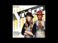 Sawyer Fredericks & Pharrell Williams - Summer Breeze - Studio Version - The Voice 8 - YouTube