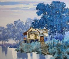 Lim Khim Katy - Quiet Pond
