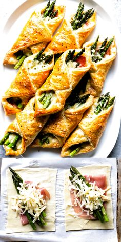 Prosciutto asparagus puff pastry bundles appetizer dinner ideas appetizer asparagus bundles dinner dinnerideas ideas pastry prosciutto puff schweinefilet in curry sahne Easy Cake Recipes, Brunch Recipes, Easy Dinner Recipes, Easy Meals, Healthy Recipes, Romantic Dinner Recipes, Easy Kids Recipes, Kids Dinner Ideas Healthy, Healthy Food Prep