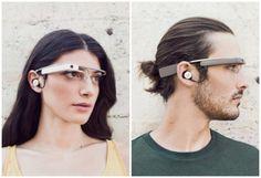 Google revela novas imagens do Google Glass 2