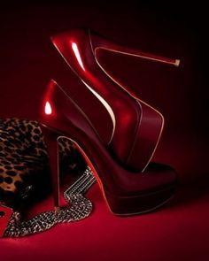 Red heels by julie.m
