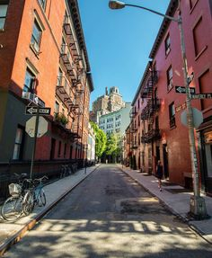 Good morning from Waverly Place by @thewilliamanderson