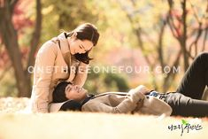 Korean Studio Pre-Wedding Photography: Autumn (Outdoor) by Nadri Studio on OneThreeOneFour 13