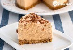 /0/ ¿Mucho turrón en casa? puedes aprovecharlo en esta tarta mousse de turrón, deliciosa! http://www.recetasderechupete.com/tarta-mousse-de-turron-postre-de-navidad/11995/ #mousse #tur