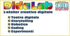 DidaLab, l'Atelier creativo digitale (atelier creativi digitali)