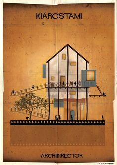 Gallery of ARCHIDIRECTOR: A Fantastical City Inspired by Famous Directors by Federico Babina - 18