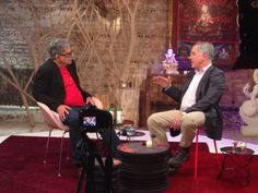 DeepakChopra & #GaryHirshberg discuss #JustLabelit the organic food movement, Stonyfield and the needs for GMOs to be labeled. Check out on #ONEWORLD www.NEWSWIRE.FM