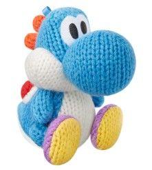Yoshi de Lana azul claro