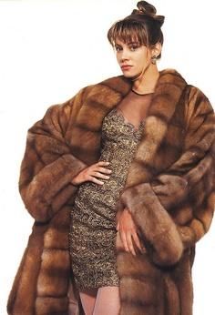 Golden #Sable #fur coat  ❤✿ڿڰۣ(♥ -#BellaDonna #DeLuxe #Diva♥•.•♥