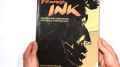 Flip Through - Framed Ink, Drawing and Composition for Visual Storytellers by Marcos Mateu-Mestre Perspective Drawing, Figure Drawing, Art Education, Storytelling, Book Art, Concept Art, Composition, Character Design, This Book