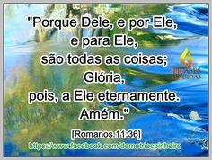 Dai Glória a Deus!