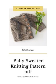 Knitting Patterns by Yankee Knitter Designs (yankee_knitter