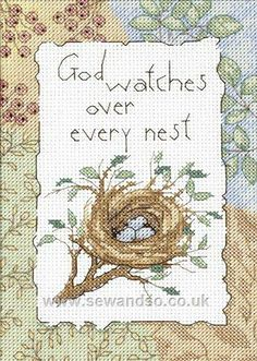 Buy God Watches Every Nest online at sewandso.co.uk