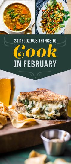 28 Delicious Things To Cook In February @buzz