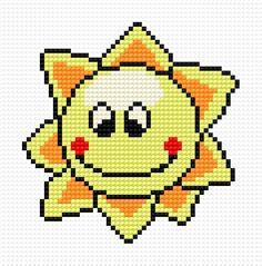 The sun (smile, joy, for children, sun, holidays, beach)
