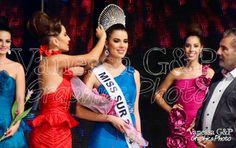 Fotografía y Diseño Gráfico: Miss Sur 2014  Judith Miguélez