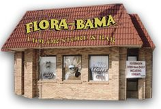 Love the Flora-Bama!! Really loved going there to see Rusty Brown Carr! #EatYourWay #GulfShores #OrangeBeach